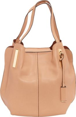 SW Global Nola 2-in-1 Shoulder Bag Stone - SW Global Manmade Handbags