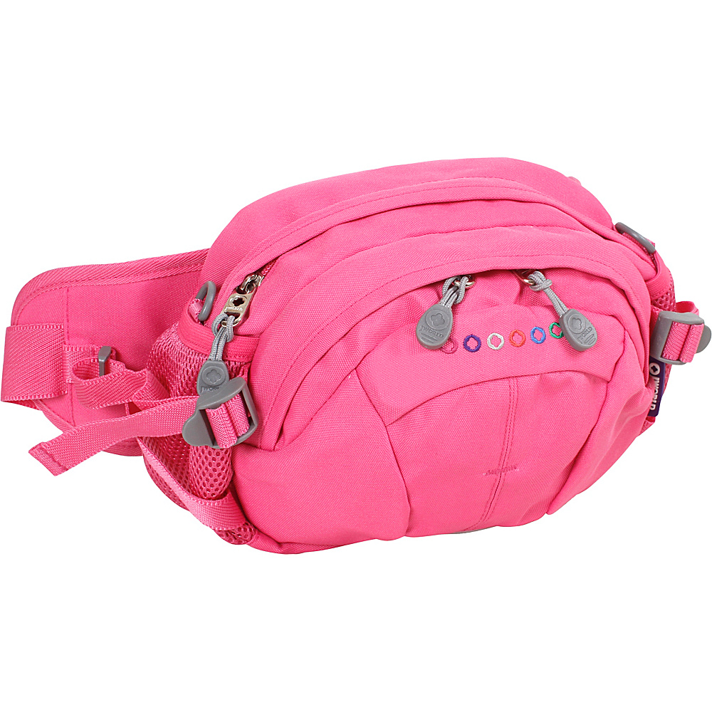 J World New York Pony Waist Bag Pink - J World New York Waist Packs - Backpacks, Waist Packs