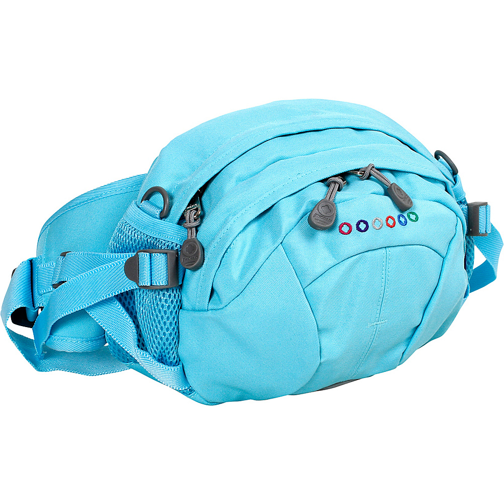 J World New York Pony Waist Bag Seafoam - J World New York Waist Packs - Backpacks, Waist Packs