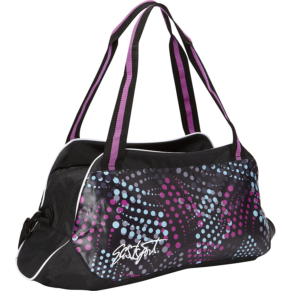 Eastsport Duffle Tote Dot Print Eastsport Travel Duffels