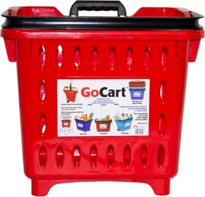dbest products Go Cart Red - dbest products Luggage Accessories
