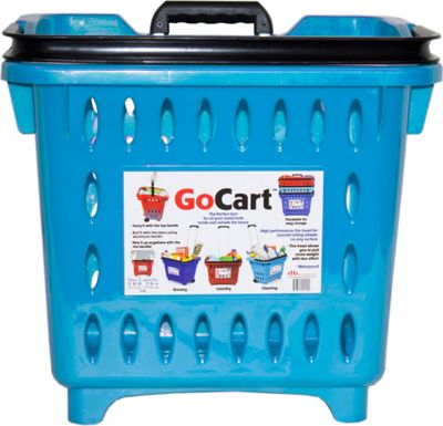 dbest products Go Cart Turquoise - dbest products Luggage Accessories