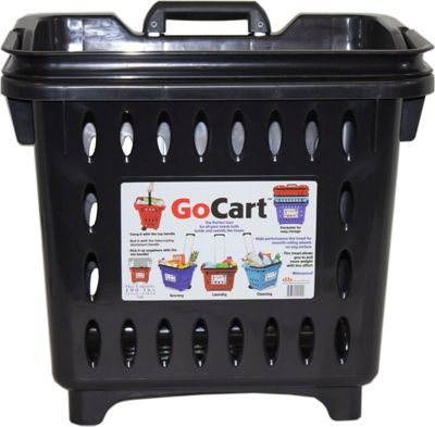 dbest products Go Cart Black - dbest products Luggage Accessories