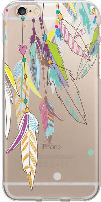 Centon Electronics OTM Clear iPhone 6 Case Hipster Prints - Color Dream Catcher - Centon Electronics Electronic Cases