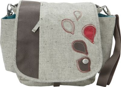 Haiku To Go Convertible Messenger Mushroom - Haiku Fabric Handbags