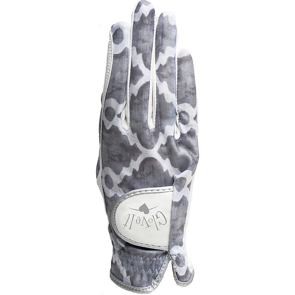 Glove It Wrought Iron Golf Glove Wrought Iron - Right Hand Large - Glove It Golf Bags