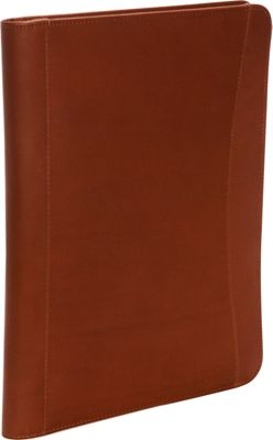 Claire Chase Half Moon Folio Saddle - ClaireChase Busines...