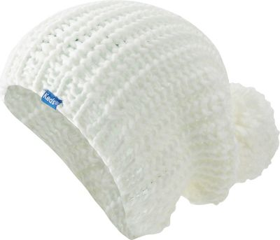 Keds Chunky Knit Pom Beanie Cream - Keds Hats