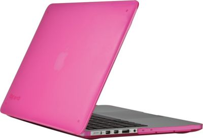 Speck 13 inch MacBook Pro With Retina Display Seethru Case Hot Lips Pink - Speck Electronic Cases