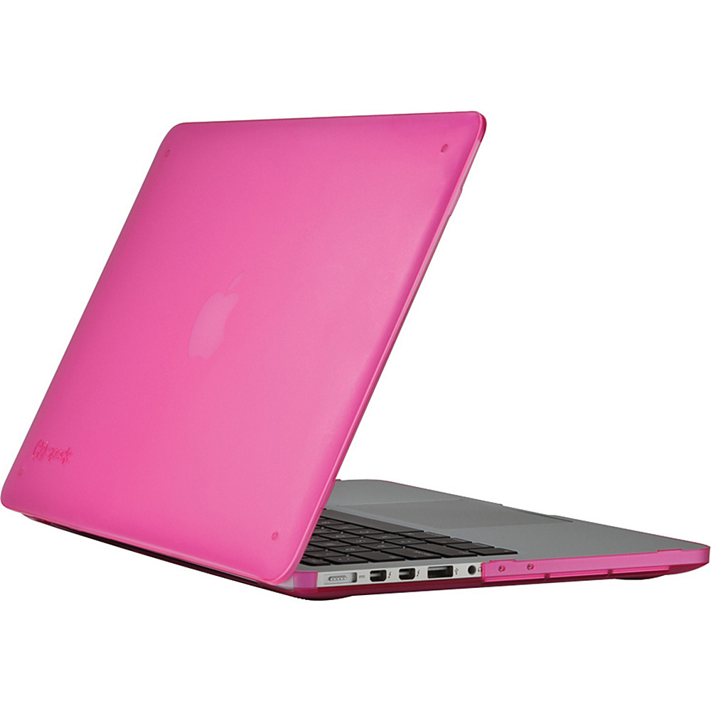 Speck 13 MacBook Pro With Retina Display Seethru Case Hot Lips Pink Speck Non Wheeled Business Cases
