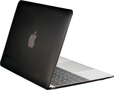 Speck 12 inch MacBook Seethru Case Black Matte - Speck Electronic Cases