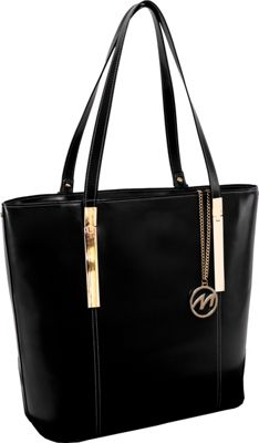 McKlein USA McKlein USA Cristina Tote Black - McKlein USA Women's Business Bags