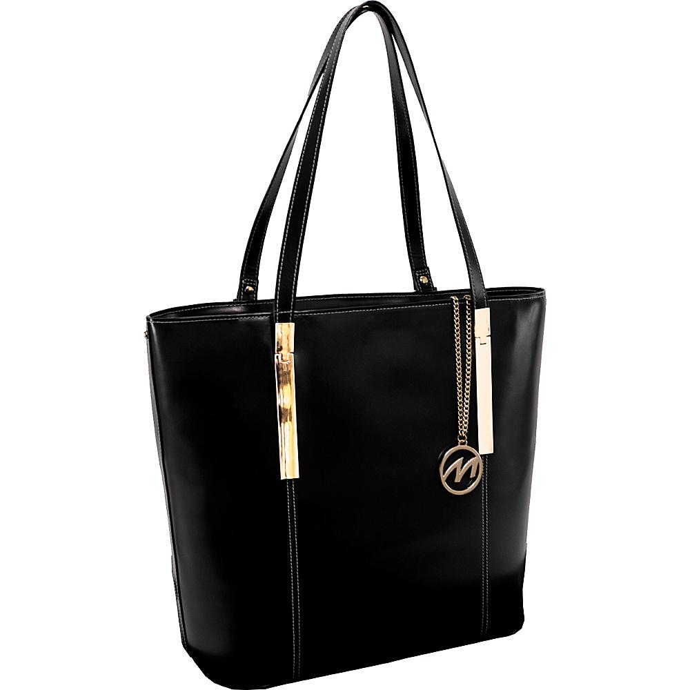McKlein USA Cristina Tote Black McKlein USA Women s Business Bags