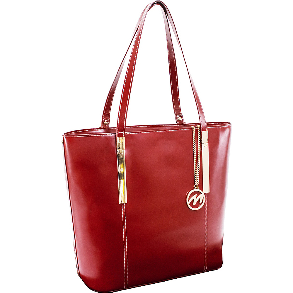 McKlein USA Cristina Tote Red McKlein USA Women s Business Bags