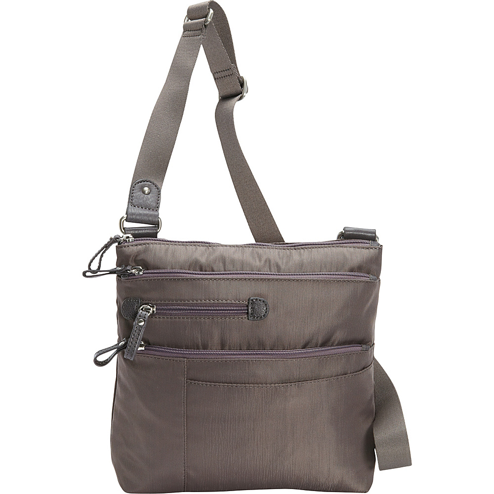 Osgoode Marley Large Crossbody Storm Osgoode Marley Fabric Handbags