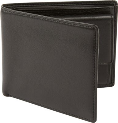 Tanners Avenue Premium Bifold with Coin Pocket Black - Tanners Avenue Men's Wallets