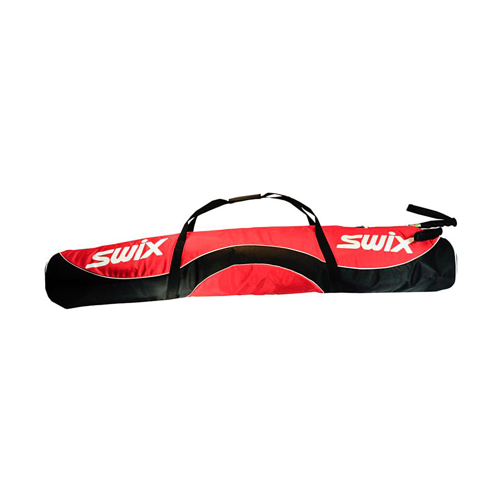 Swix Alpine pole bag Red Swix Ski and Snowboard Bags