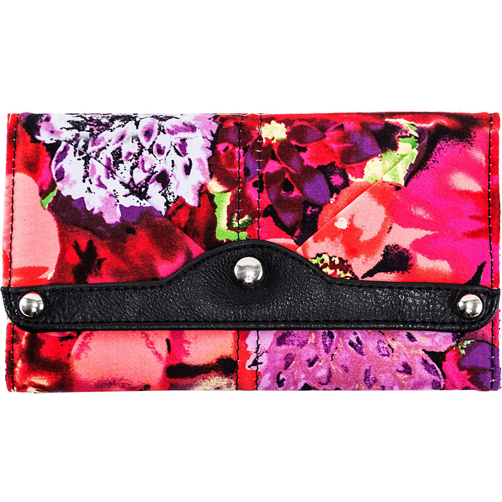 Parinda Madaline Wallet Red Parinda Women s Wallets