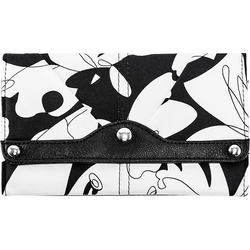Parinda Madaline Wallet White Parinda Women s Wallets