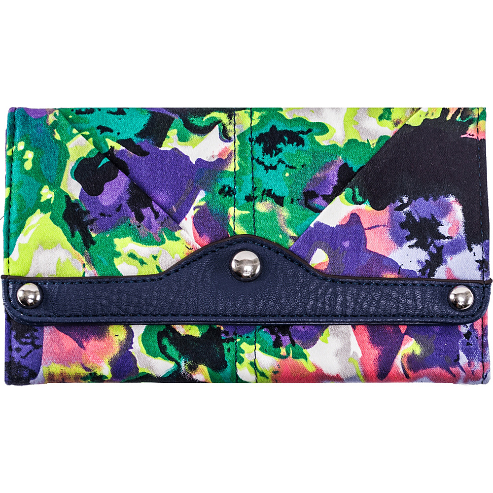 Parinda Madaline Wallet Purple - Parinda Ladies Small Wallets