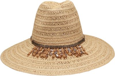 Ale by Alessandra Garapoba Hat One Size - Natural/sand - Ale by Alessandra Hats/Gloves/Scarves