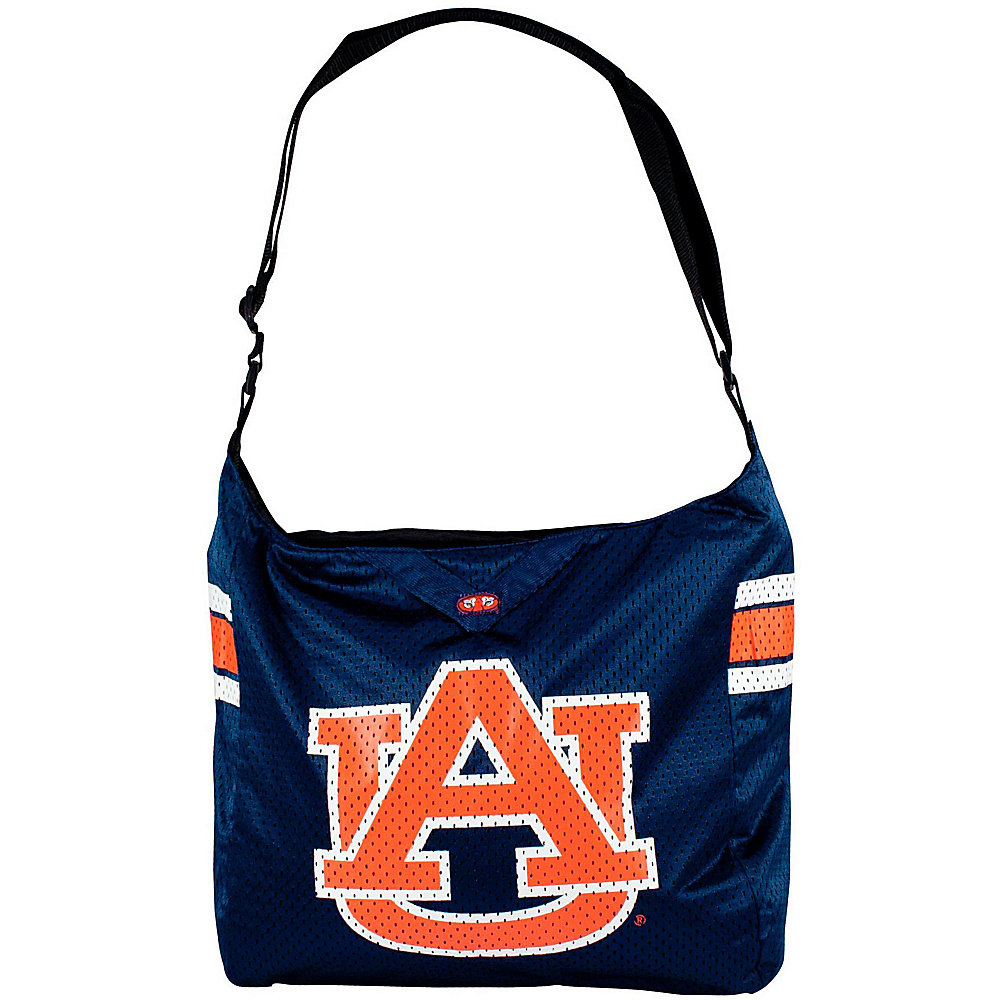 Littlearth Team Jersey Shoulder Bag - SEC Teams Auburn University - Littlearth Fabric Handbags - Handbags, Fabric Handbags