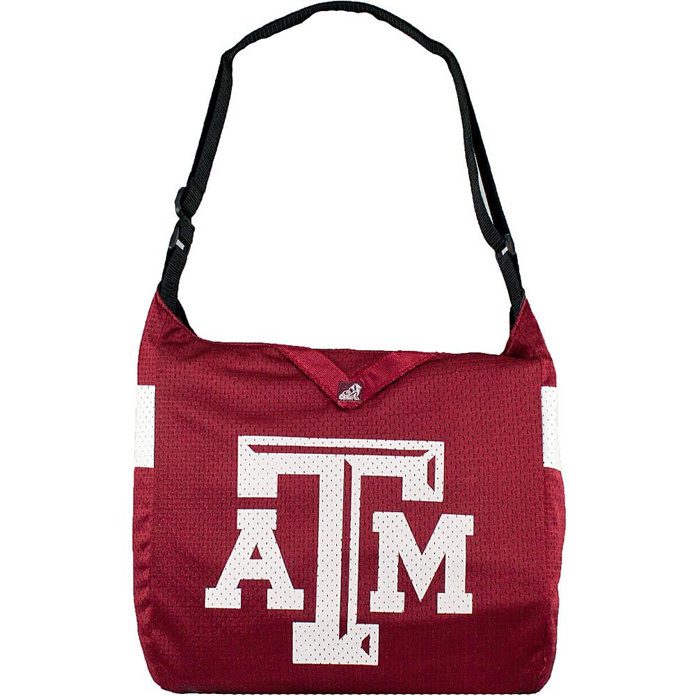 Littlearth Team Jersey Shoulder Bag - SEC Teams Texas A & M University - Littlearth Fabric Handbags - Handbags, Fabric Handbags
