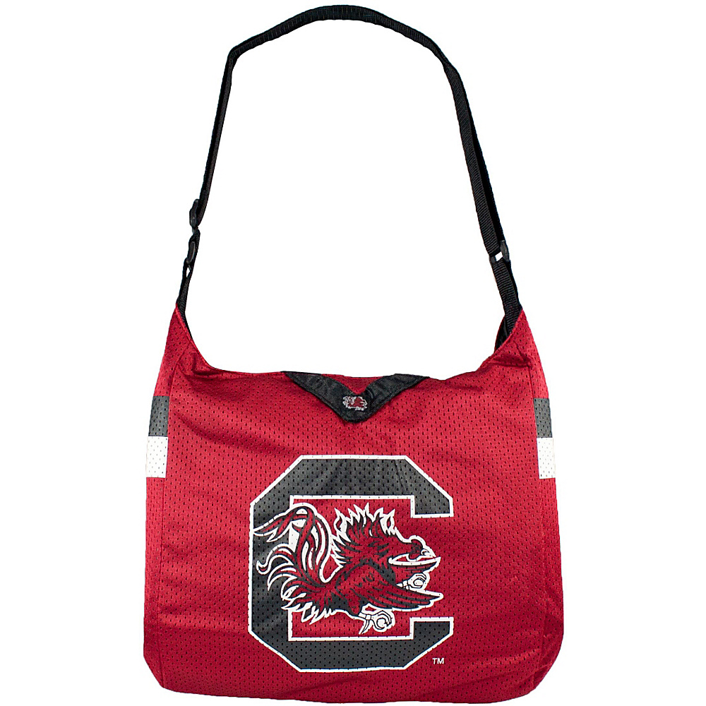 Littlearth Team Jersey Shoulder Bag - SEC Teams South Carolina, U of - Littlearth Fabric Handbags - Handbags, Fabric Handbags