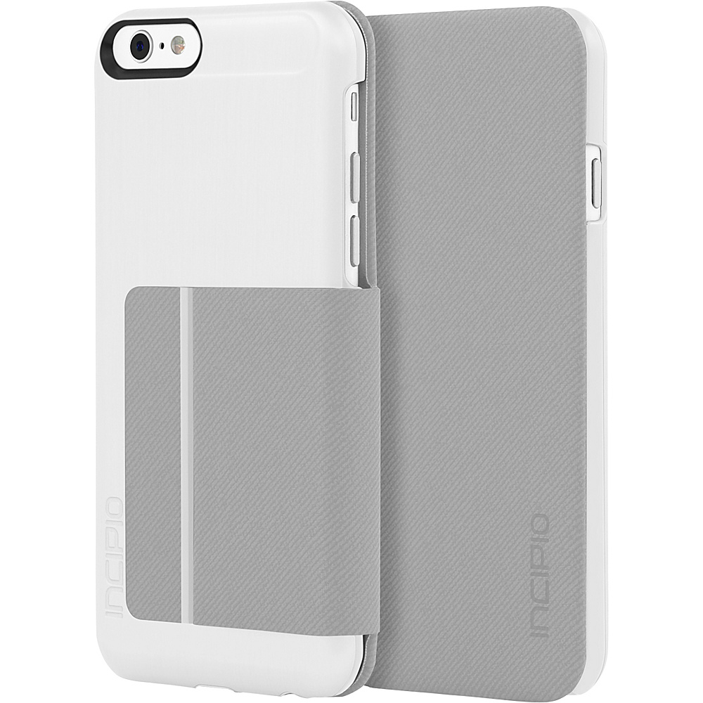 Incipio Highland for iPhone 6/6s White/Light Gray - Incipio Electronic Cases - Technology, Electronic Cases