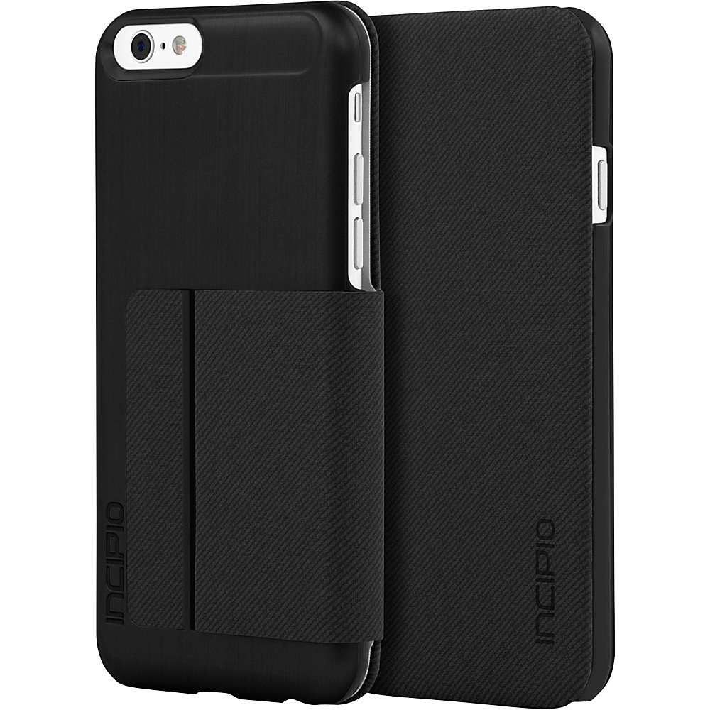 Incipio Highland for iPhone 6/6s Black/Black - Incipio Electronic Cases - Technology, Electronic Cases
