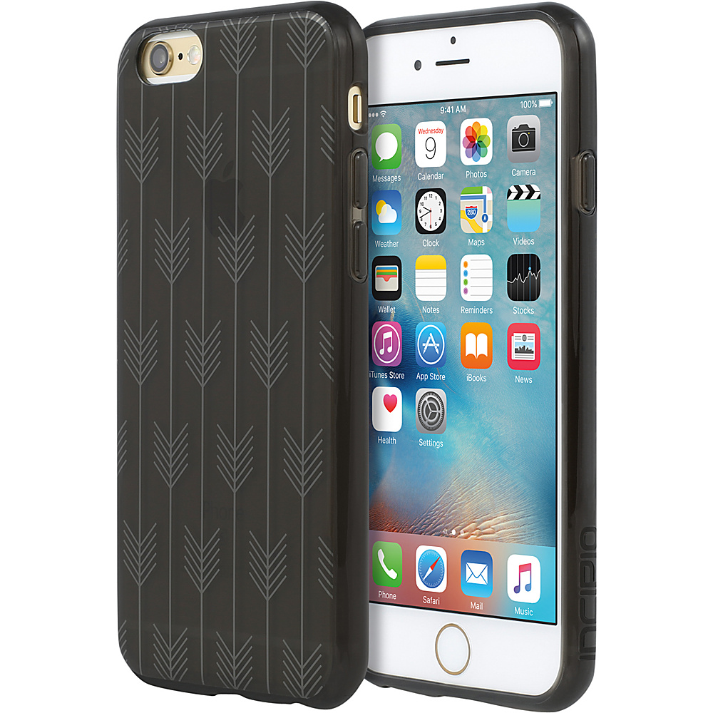 Incipio Design Series for iPhone 6/6s Plus Arrow Black - Incipio Electronic Cases - Technology, Electronic Cases