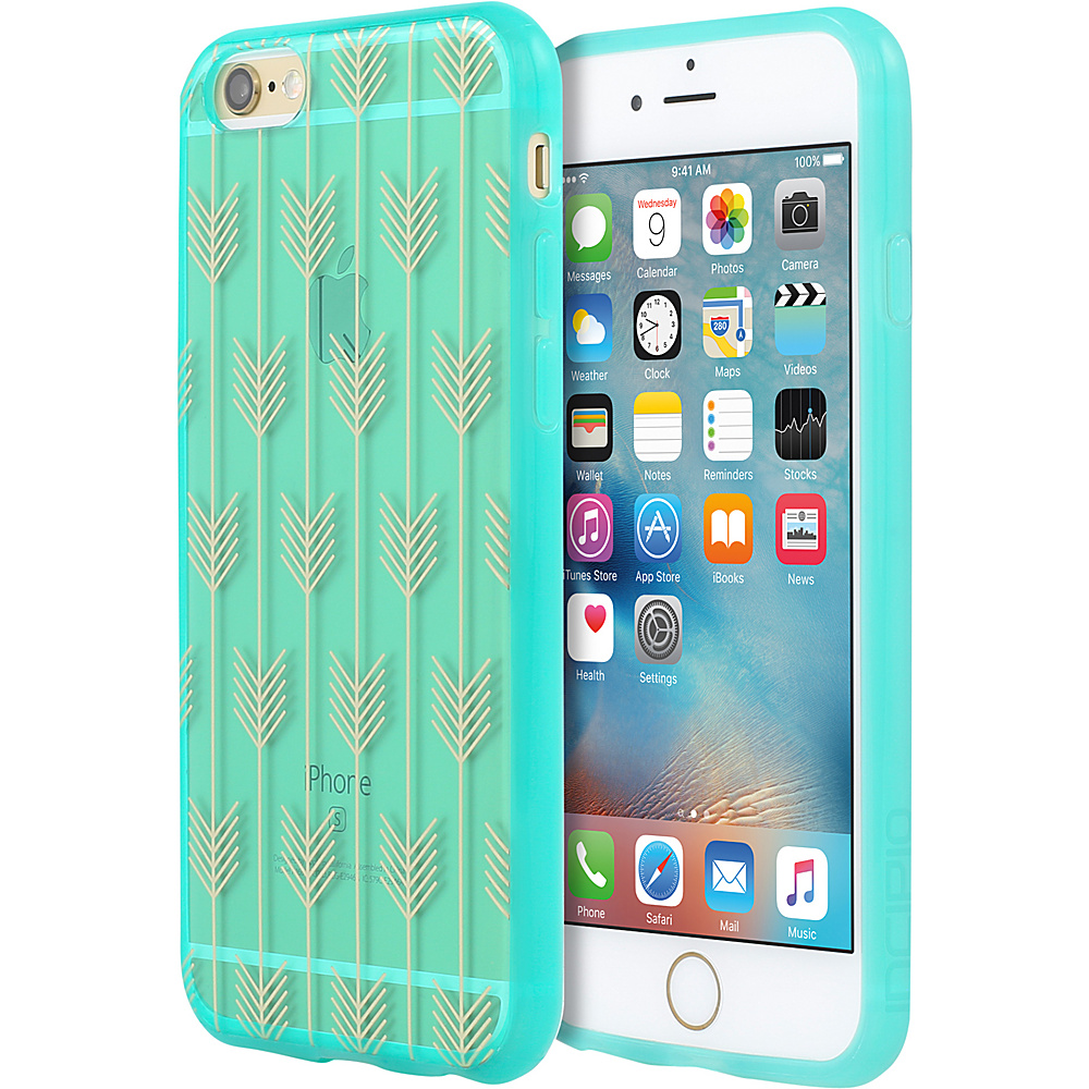 Incipio Design Series for iPhone 6/6s Plus Arrow Teal - Incipio Electronic Cases - Technology, Electronic Cases