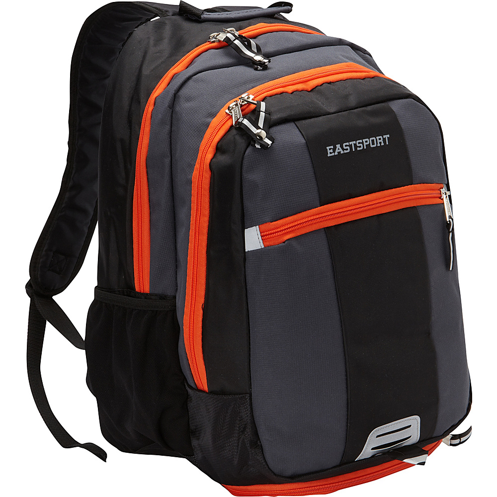 Eastsport Ultimate Sport Backpack Blood Orange Eastsport Everyday Backpacks