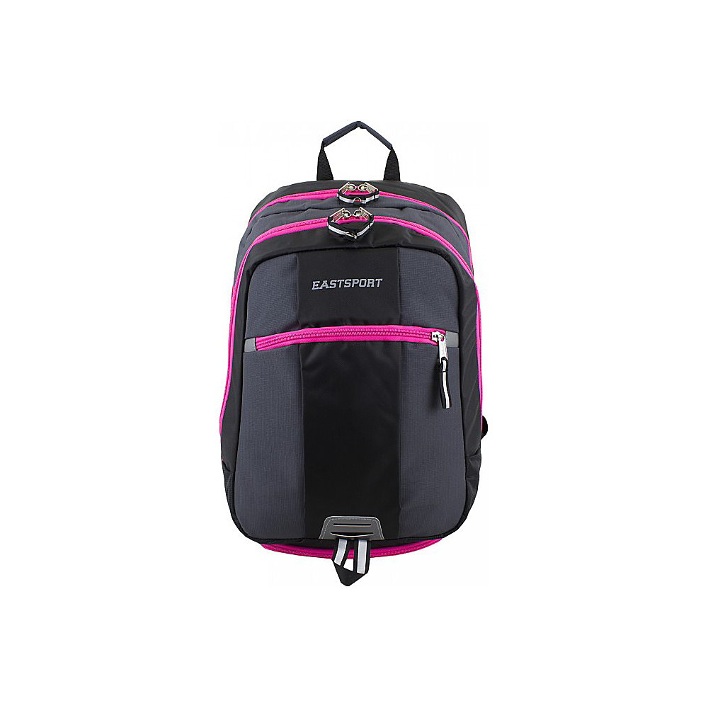 Eastsport Ultimate Sport Backpack Pink Sizzle Eastsport Everyday Backpacks