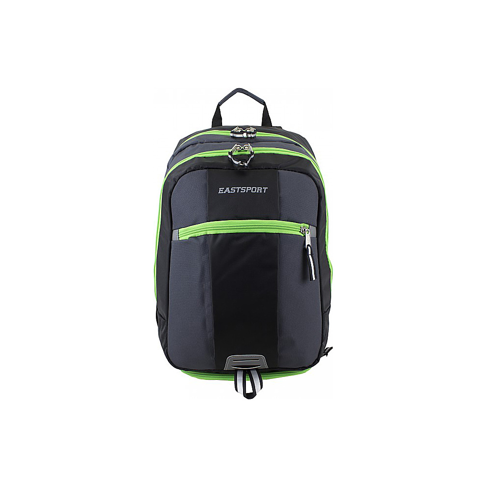 Eastsport Ultimate Sport Backpack Lime Sizzle Eastsport Everyday Backpacks
