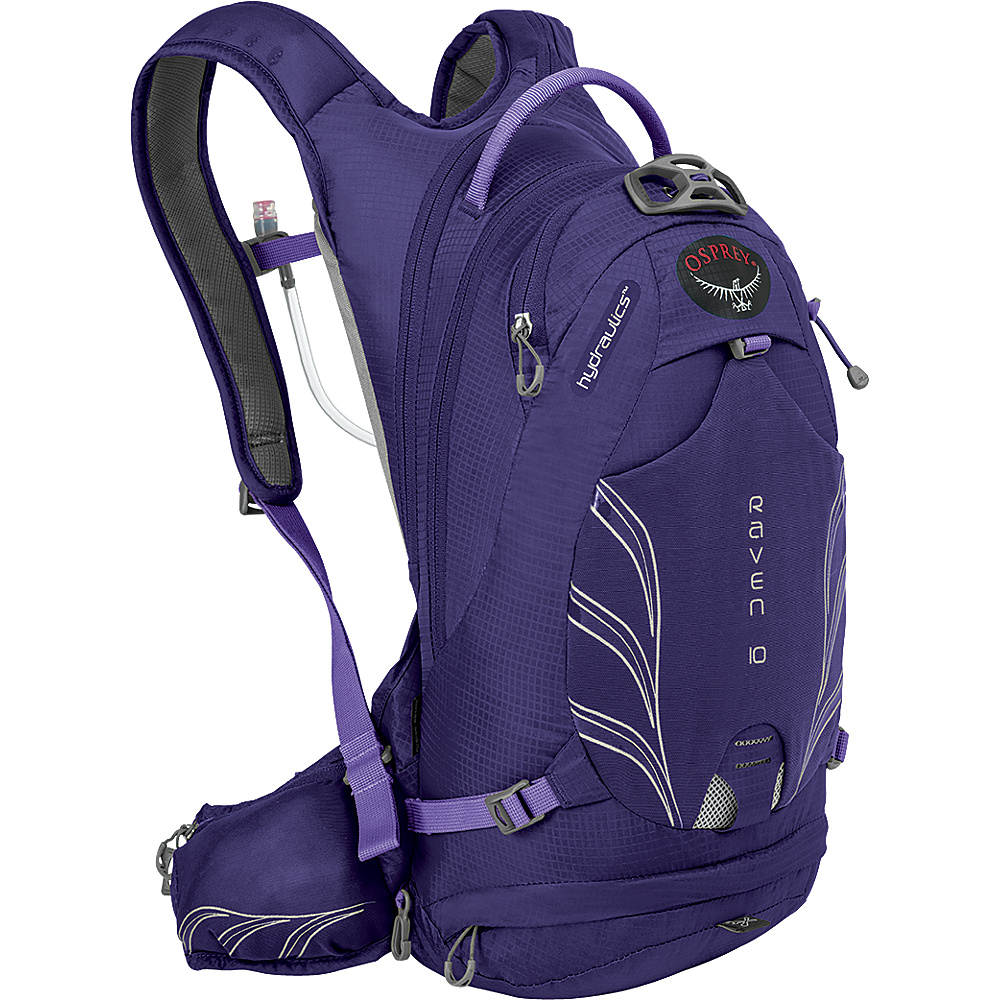 Osprey Raven 10 Biking Backpack Royal Purple - Osprey Day Hiking Backpacks - Outdoor, Day Hiking Backpacks