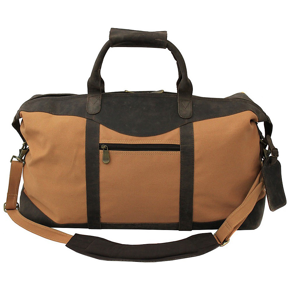 Canyon Outback Utah Canyon Duffel Beige Canvas