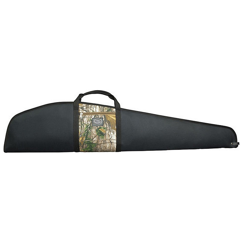 Canyon Outback Urban Edge Kade Realtree Xtra Scoped 49 inch Shotgun Rifle Case Black and Realtree Camo Canyon Outback Other Sports Bags