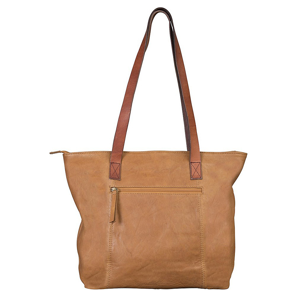 Canyon Outback Leather 17 inch Harper Canyon Leather Tote Tan Canyon Outback Leather Handbags