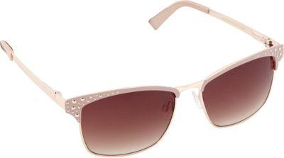 Circus by Sam Edelman Sunglasses Vintage Sunglasses Gold/Nude - Circus by Sam Edelman Sunglasses Sunglasses