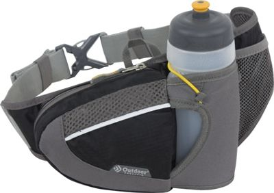 Outdoor Products Interval 8.0 Waistpack Black - Outdoor Products Waist Packs