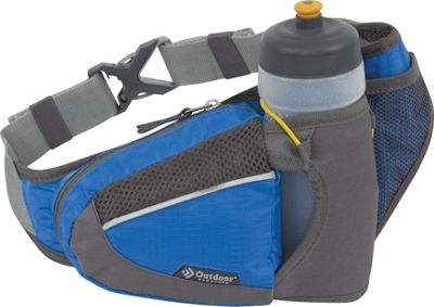 Outdoor Products Interval 8.0 Waistpack Directoire Blue - Outdoor Products Waist Packs