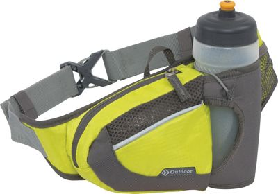 Outdoor Products Interval 8.0 Waistpack SULPHER - Outdoor Products Waist Packs