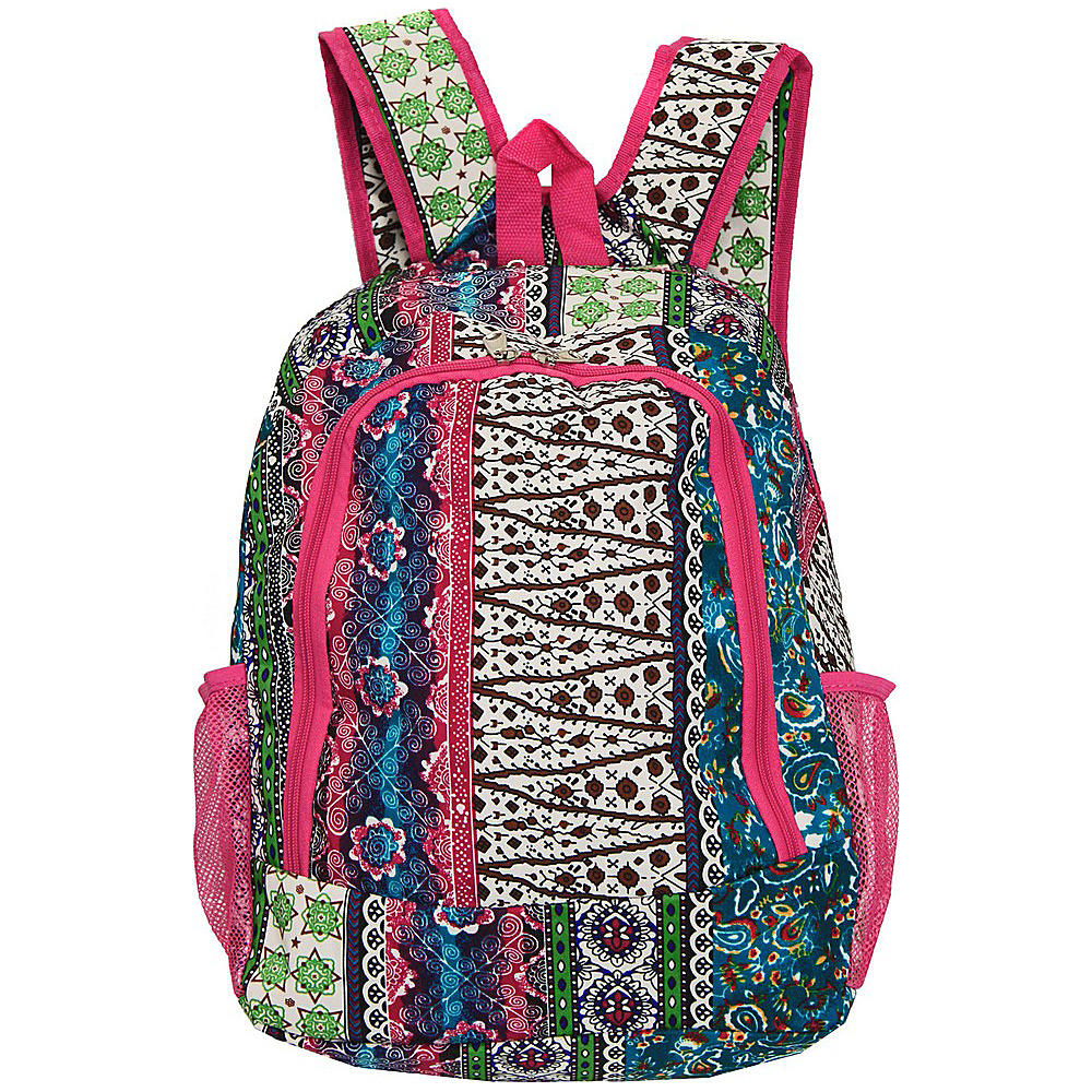 World Traveler Artisan 16 Multipurpose Backpack Artisan World Traveler Everyday Backpacks