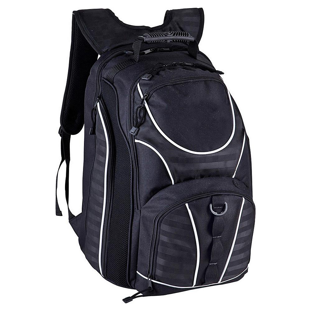 World Traveler TSA Friendly 17 Laptop Backpack Black - World Traveler Business & Laptop Backpacks - Backpacks, Business & Laptop Backpacks