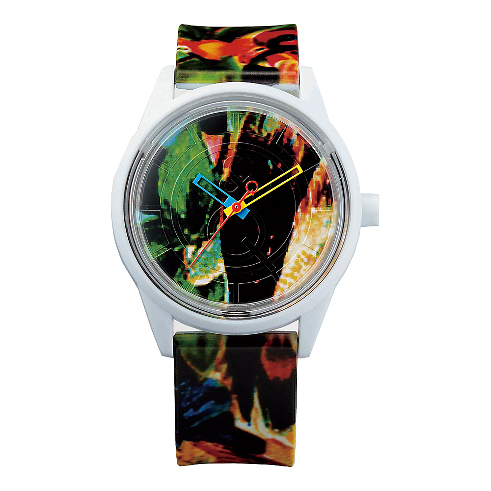 Q & Q Smile Solar Spice Collection Watch White Paradise - Q & Q Smile Solar Watches
