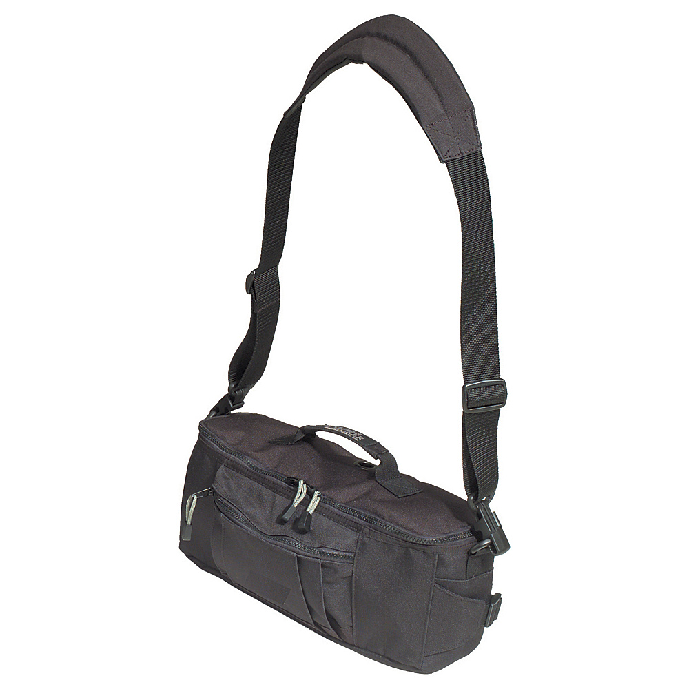Cramer Decker Medical Horizontal Cylinder Bag (M6/M9 Oxygen Cylinder) Black - Cramer Decker Medical Other Sports Bags