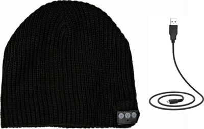 Image of 1Voice Bluetooth Beanie Black - 1Voice Headphones & Speakers