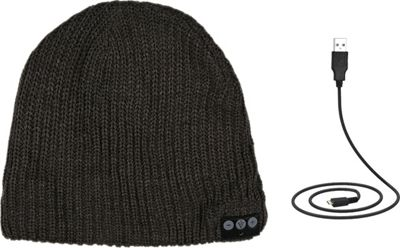 Image of 1Voice Bluetooth Beanie Charcoal - 1Voice Headphones & Speakers
