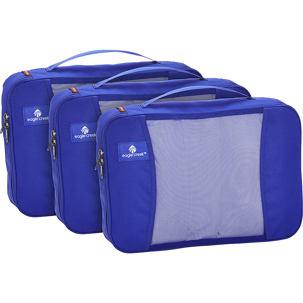 Eagle Creek Pack-It Full Cube Set Blue Sea - Eagle Creek Travel Organizers - Travel Accessories, Travel Organizers